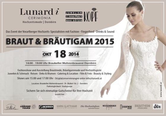 Braut und Bräutigam 2015